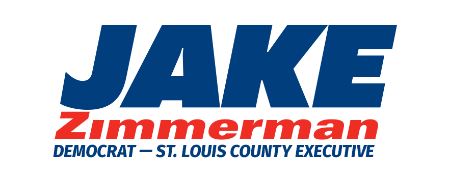 Jake Zimmerman for St. Louis County Executive